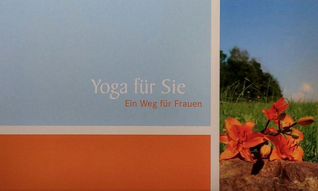 Texte für Yoga-Schule