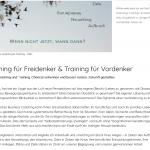 Website Coach und Trainer Köln