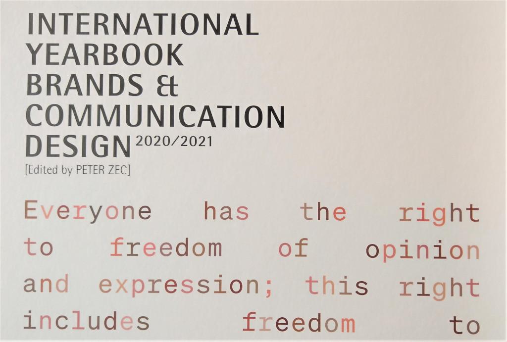 Redakteurin International Yearbook Brands & Communication Design