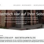 Websitetexte für Anwaltskanzlei in Wuppertal